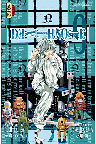 Couverture Death Note, tome 09