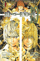 Couverture Death Note, tome 10 Editions Kana (Dark) 2013