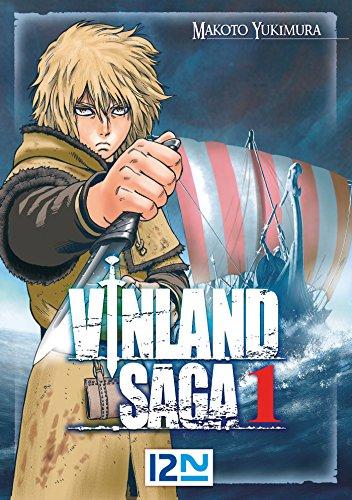 Couverture Vinland Saga, tome 01