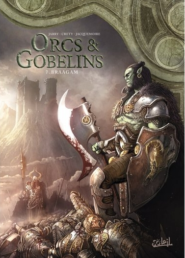 Couverture Orcs & Gobelins, tome 7 : Braagam