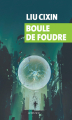 Couverture Ball Lightning Editions Actes Sud (Exofictions) 2019