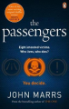 Couverture Les passagers Editions Ebury Publishing 2019