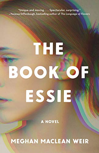 Couverture The book of Essie
