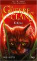 Couverture La guerre des clans, cycle 3 : Le pouvoir des étoiles, tome 4 : Eclipse Editions Pocket (Jeunesse - Best seller) 2019