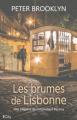 Couverture Les brumes de Lisbonne Editions City 2019