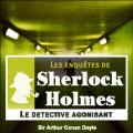 Couverture Le Détective agonisant Editions Audible studios 2007