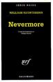 Couverture Nevermore Editions Gallimard  (Série noire) 1996