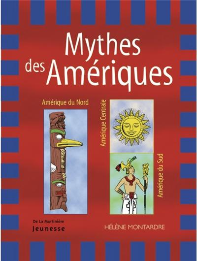 Couverture Mythes des Amériques