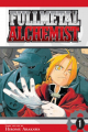 Couverture Fullmetal Alchemist, tome 01 Editions Yen Press 2014