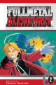 Couverture Fullmetal Alchemist, tome 02 Editions Yen Press 2014