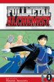Couverture Fullmetal Alchemist, tome 03 Editions Yen Press 2014
