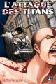 Couverture L'attaque des Titans, tome 02 Editions Pika 2013