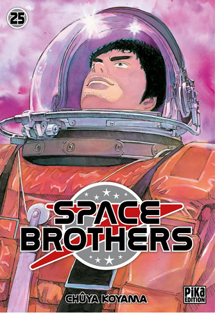 Couverture Space brothers, tome 25