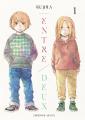 Couverture Entre deux, tome 1 Editions Akata (M) 2019