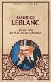 Couverture Arsène Lupin gentleman cambrioleur Editions Caractère (La bibliothèque des classiques) 2015