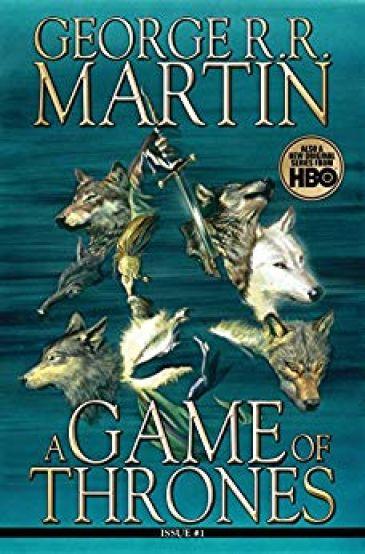 A Game Of Thrones Comic Book 01 Livraddict
