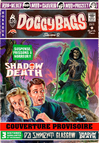 Couverture Doggybags, tome 14 : shadow of death