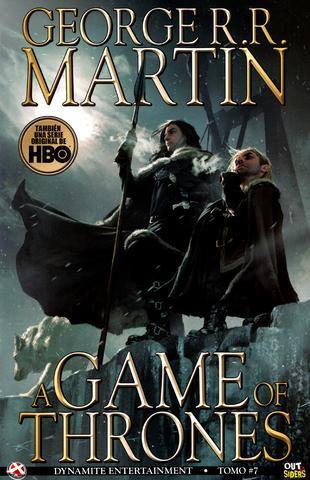 A Game Of Thrones Comic Book 07 Livraddict