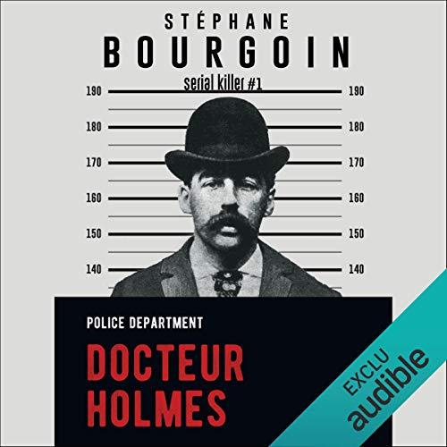 Couverture Docteur Holmes