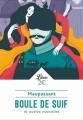 Couverture Boule de Suif et autres nouvelles Editions Librio 2019