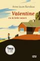 Couverture Valentine ou la belle saison Editions 12-21 2018