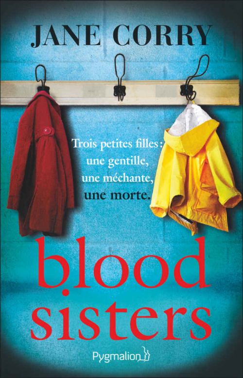 Couverture Blood Sisters