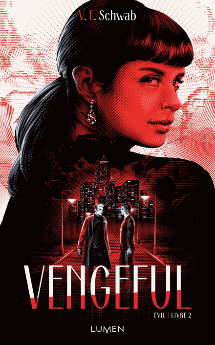 Couverture Evil, tome 2 : Vengeful