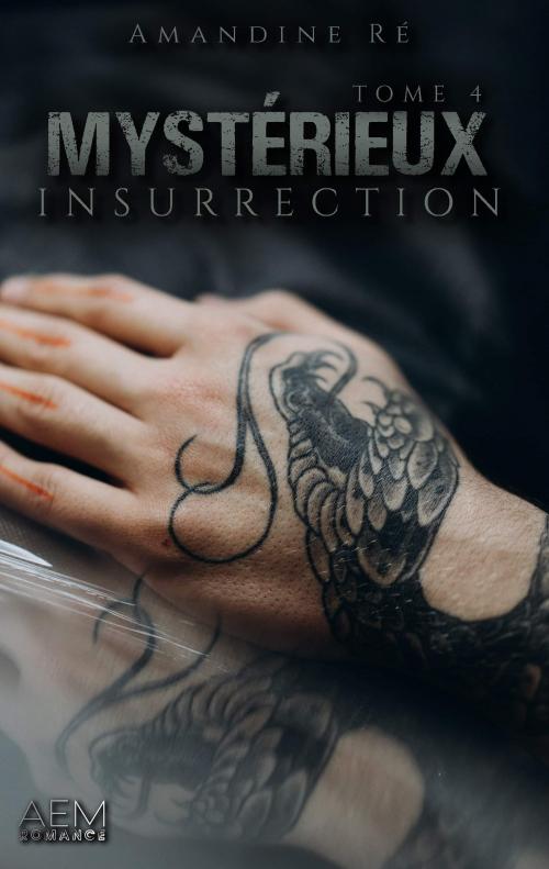 Couverture Mystérieux, tome 4 : Insurrection