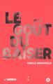 Couverture Le goût du baiser Editions Thierry Magnier (L'Ardeur) 2019