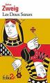 Couverture Les deux soeurs Editions Folio  (2 €) 2019
