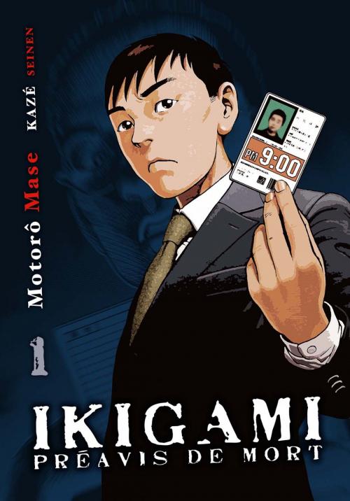 Couverture Ikigami : Préavis de mort, tome 01