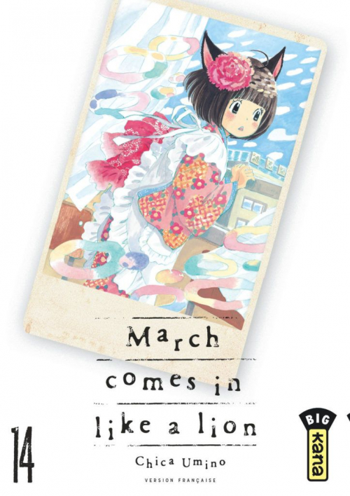 Couverture March comes in like a lion, tome 14