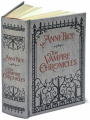 Couverture The Vampire Chronicles: Interview with a Vampire, The Vampire Lestat, and The Queen of the Damned Editions Barnes & Noble (Leatherbound Classic Series) 2009