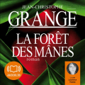 Couverture La Forêt des Mânes Editions Audible studios 2009