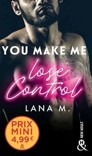 Couverture You make me lose control