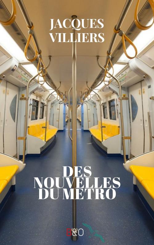 Couverture Des nouvelles du métro