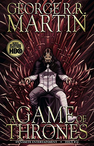 Couverture A Game of Thrones (comic), book 14