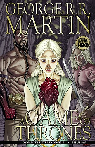 Couverture A Game of Thrones (comic), book 15