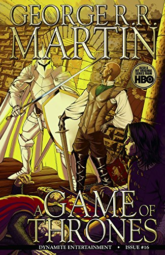 Couverture A Game of Thrones (comic), book 16