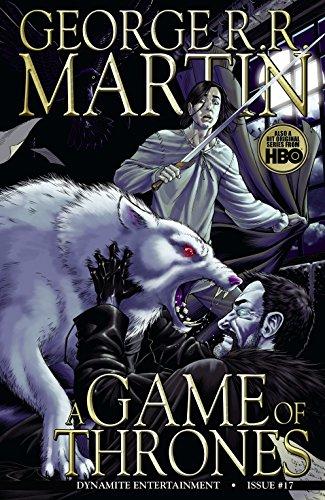 A Game Of Thrones Comic Book 17 Livraddict