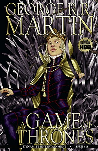 Couverture A Game of Thrones (comic), book 18