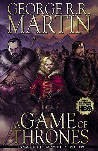 Couverture A Game of Thrones (comic), book 19
