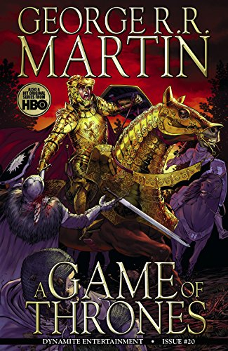 Couverture A Game of Thrones (comic), book 20
