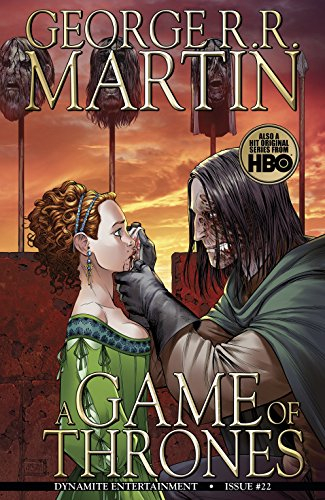 Couverture A Game of Thrones (comic), book 22