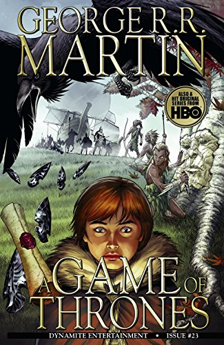 Couverture A Game of Thrones (comic), book 23