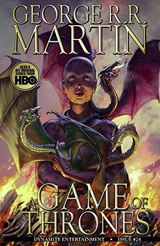 Couverture A Game of Thrones (comic), book 24