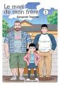Couverture Le mari de mon frère, tome 1 Editions Akata 2018