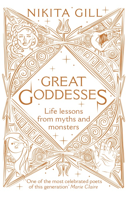 Couverture Great goddesses: Life lessons from myths and monsters
