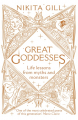 Couverture Great goddesses: Life lessons from myths and monsters Editions Ebury Press 2019