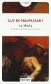 Couverture Le Horla Editions Pocket (Classiques) 2019